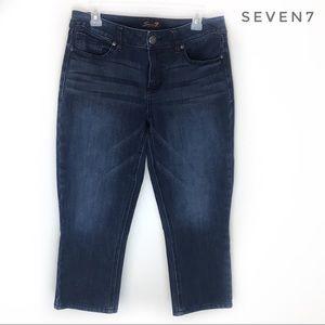 Seven7 Dark wash jeans!